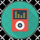 Player Audio Electronics Icon