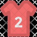 Player Shirt T Shirt Icon