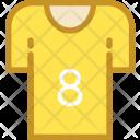 Player Shirt Sports Icon