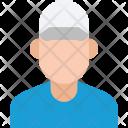Player Sports Boy Icon