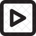 Player Multimedia Video Icon