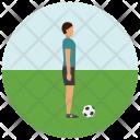 Player Football Icon