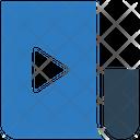 Media Player Document Icon
