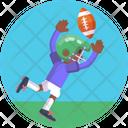American Football Export Icon