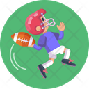 American Football Export Icon