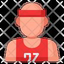Player Avatar Man Icon
