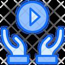 Player Media Next Icon