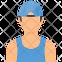 Player Man Boy Icon