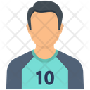Player Sportsman Professional Icon