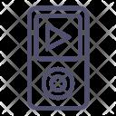 Player Gadget Ipod Icon