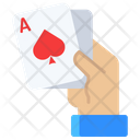 Player Hand Hand Player Icon