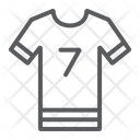 Soccer Football Uniform Icon