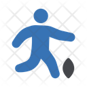 Player Running Match Icon