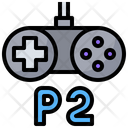 Player Two Player Friend Icon