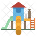 Playground Kid Leisure Icon