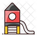 Playground Amusement Park Playpark Icon