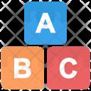 Playing Blocks Icon