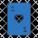Playingcard Poker Jack Icon