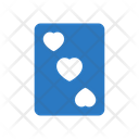 Playingcard Heart Valentine Icon
