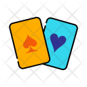 Card Gambling Heart Icon