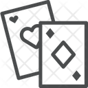 Cards Playing Card Game Icon