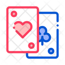 Game Element Cards Icon
