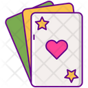 Playing Cards Poker Card Game Icon