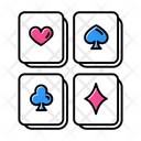 Playing Cards Puzzle Icon