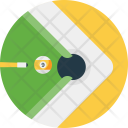 Playing Pool Icon