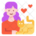 Cat Pet Avatar Icon