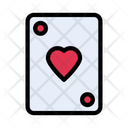 Playingcard Poker Sport Icon