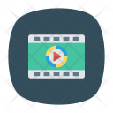 Playlist Video Song Icon