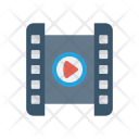 Playlist Video Player Icon