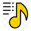Music List Melody Icon