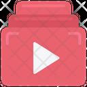 Playlist Videos Start Icon