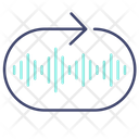 Playlist Loop Icon