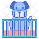 Playpen Fence Protection Icon