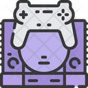 Play Station 1 Icon