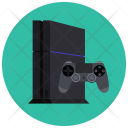 Playstation Console Controller Icon