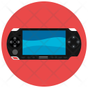 Playstation Portable Handheld Icon