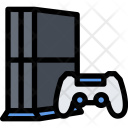 Playstation Games Video Icon
