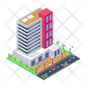 Plaza Icon