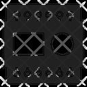 Plc Board Industrial Icon
