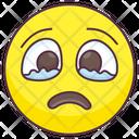 Pleading Emoji Pleading Expression Emotag Icon