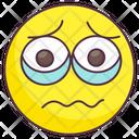 Pleading Emoticon Icon