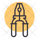 Plier Tool Mechanic Icon