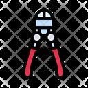 Plier Repair Worker Icon