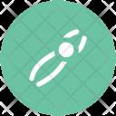 Plier Tool Cutting Icon