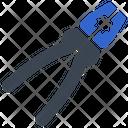 Clamp Cut Cutter Icon