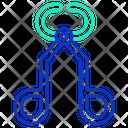 Pliers Equipment Tool Icon